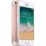 iPhone Se Ouro Rosa Tela 4 4g 32 Gb 12 Mp