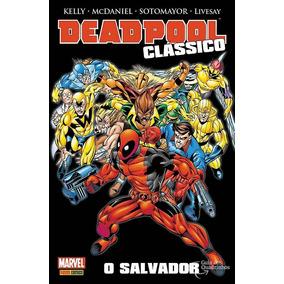Deadpool - Clássico - N. 05 - O Salvador