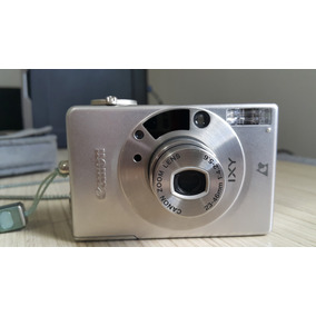 Câmera Fotográfica De Filmes Aps Canon Ixy-320