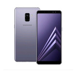 Samsung Galaxy A8+ 2018 A730f/ds 64gb Ametista Dual Vitrine