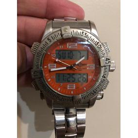 Relógio Breitling Emergency