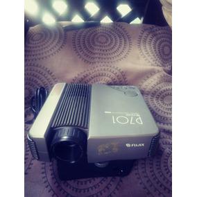 Compact Video Projector Ntsc Marca Fujix P701
