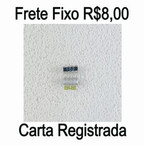 Bloco De Resistor 102 Play2 Ps2 Slim (5 Unidades)