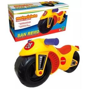 Moto Aprende A Andar San Remo Nenes Nenas Casa Valente