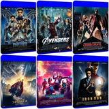 Colección 26 Películas De Marvel Full Hd Dig.