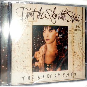 Cd Enya - Paint The Sky With Stars - The Best Of Enya