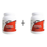 2 Unidades Nutritional Yeast Flakes Levedura Nutricional