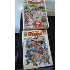 Revista Da Monica Jovem 1 A 42 Mais Umas Revistas Especiais