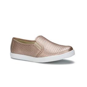 Sneakers Andrea Oro Rosa Cobre Metalizado 2572888 Mod. 1138