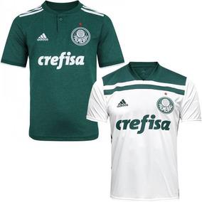 b280fa56ea 2 Camisa Do Palmeiras Uniforme Verde 2018 Promoção Envio 24h