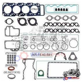 Jogo De Juntas Completo C/ Retentor S10 2.8 Motor Mwm