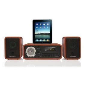 Sistema Crosley Radio Cr3012a Ipod / Iphone / Ipad Nuevo
