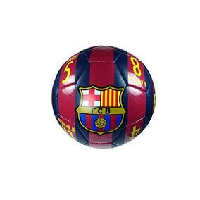 Pelota De Futbol Oficial Con Licencia Oficial Del Fc Barcelo 0f77d51a5d3