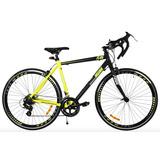 Bicicleta De Ruta Monk Flug Rodada 700 Shimano