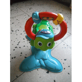 Tortuga Fisher Price Brinca Brinca