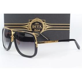 15eb4d05db946 Óculos Dita Matador 18k Gold De Sol - Óculos no Mercado Livre Brasil