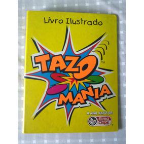 Álbum Tazo Mania Completo