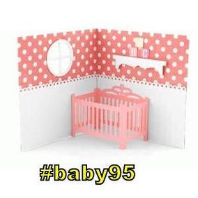 Invitaciones Para Baby Shower Diseño 3d Modelo Pop Up Lbf En Mercado