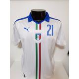 Camisa Italia Pirlo - Camisas de Futebol no Mercado Livre Brasil ffbbbcd5c0deb