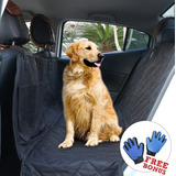 Canines With A Cause Heavy Duty Car Seat Cover For Dogs -