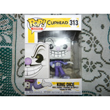 Funko Pop! Cuphead King Dice. Excelente!!