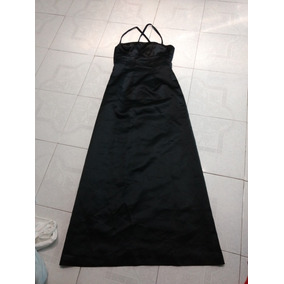 Renta de vestido de noche largo