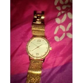 Reloj Dama Guess Dorado