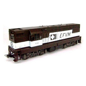 Locomotiva G-12 - Cvrd - 3014 - Trem Eletrico - Frateschi