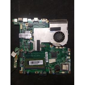 Placa Mae Notebook Cce X30s Atom