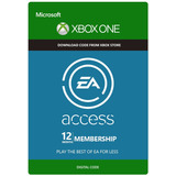 Ea Access 12 Mes Membership Xbox 360 One