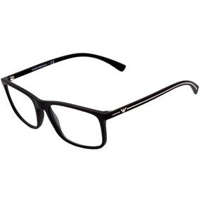 32ca36408b967 Oculos De Grau Emporio Armani Ea 3002 - Óculos Preto no Mercado ...