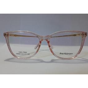 Armação Olho De Gato Ana Hickmann - Óculos no Mercado Livre Brasil ac1e97992a