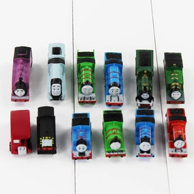 Thomas E Friends Thomas E Seus Amigos Coleção 12 Miniaturas