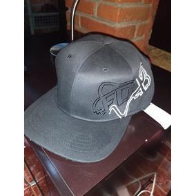 Gorras Planas Dope Negra - Gorras Hombre Fox en Mercado Libre México e86f37fecf6
