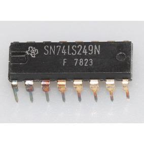 74ls249 Decodificador De Bcd A 7 Segmentos