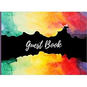 Libro De Invitados: Blank Lined Libro De Invitado *int