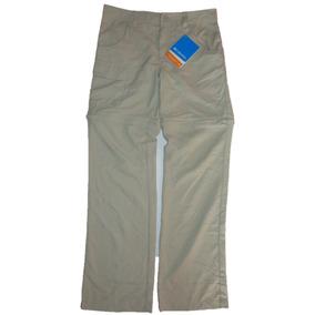 Columbia Pantalón Short De Niño 10/12 Omni Shade Nuevo!!!