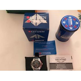 f315deced4d Relogio Citizen Yachting Promaster Jq6060 - Relógios no Mercado ...