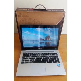 Notebook Asus S400c Hd 250gb Mem 4gb Tela14 Touch Leia Desc