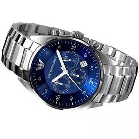 4e6e4823198b2 Relogio Festina Azul Marinho Masculino Emporio Armani - Relógios De ...