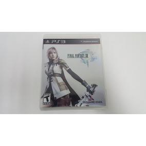 Final Fantasy Xiii - Ps3 - Original