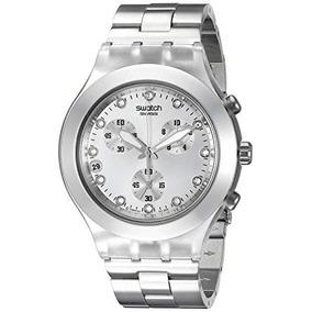 0997b4e38e7 Relogio Swatch Irony Feminino Usado - Relógio Swatch