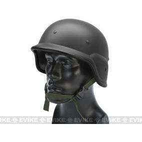Casco Tipo Pasgt Color Negro Polímero 3663a156a74