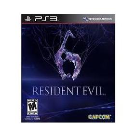 Residente Evil 6 Ps3
