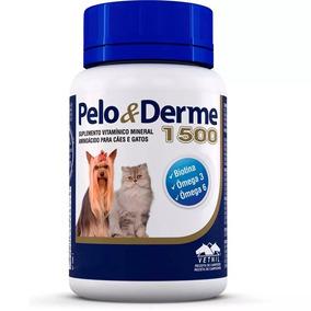 Pelo E Derme 1500 60 Capsulas Val 05/20