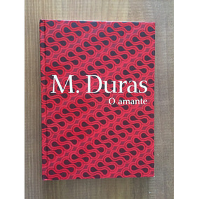 Livro M. Duras - O Amante - Cosac Naify