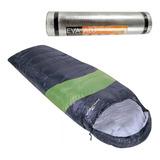 Saco Dormir Viper + Isolante Térmico Aluminizado Eva Ntk