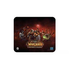 Pad Mouse Steelseries World Of Warcraft 320mm X 270mm