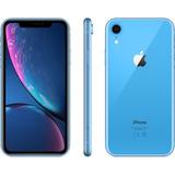 iPhone Xr 64gb Azul A2105 Novo