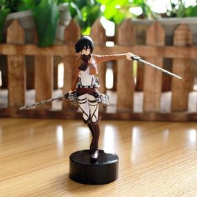 Action Figure - Shingeki No Kyojin Mikasa - Importado